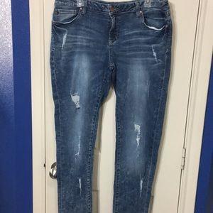 Dear John jeans size 32 excellent condition